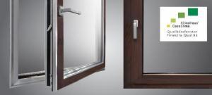 Porte blindata mod hibry di dierre alfano serramenti for Finestra qualita casaclima